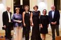 v.l.: Stephan Rahn, Monika Kabs (BM Speyer), Christine Rahn, Mareike Morr, Christine Oertl und Herr Kabs