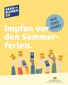 Impfkampagne Baden-Württemberg Sharepic
