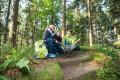 Naturpark-Augenblick-Runde Holzbronn_Bei der Ruine Waldeck / Quelle:Joachim Gerstner