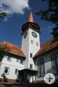 Kirche-Holzbronn