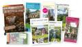 Broschüren und Flyer in der Stadtinformation Calw
