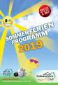 Plakat Calwer Sommerferienprogramm