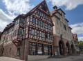 Das sanierte Calwer Rathaus