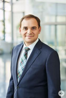 Oberbürgermeister Florian Kling