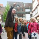 Stadtführung für Kinder durch Calw