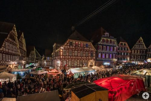 Weihnachtsmarkt Calw_Foto Roland Wurster