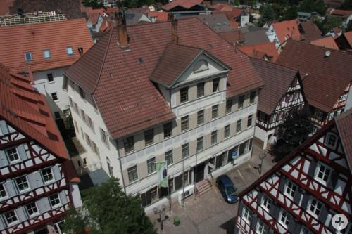 Hermann Hesse Museum in Calw