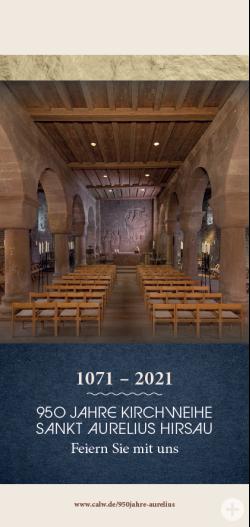 950 Jahre Sankt Aurelius