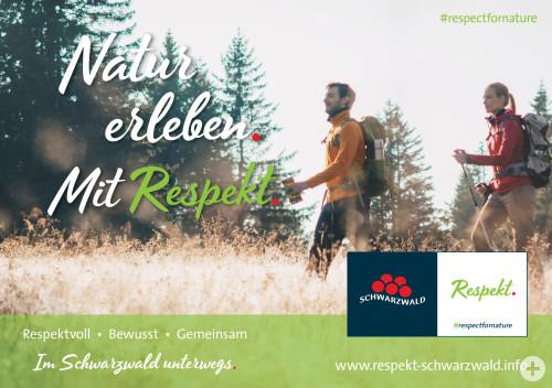 Natur erleben mit Respekt