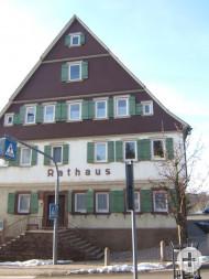 RathausAltburg