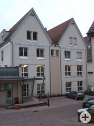 AussenansichtStadtbibliothek