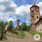 Kloster_Hirsau_Blick_vom_Unteren_Tor