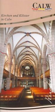 Kirchen und Kloester in Calw