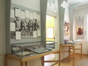 Hermann Hesse-Museum Calw Raum 1