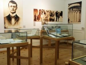 Hermann Hesse-Museum Calw Raum 5