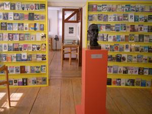 Hermann Hesse-Museum Calw Raum 2