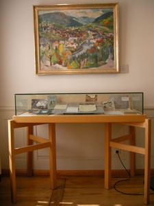 Hermann Hesse-Museum Calw Raum 3