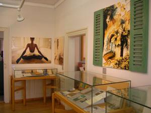 Hermann Hesse-Museum Calw Raum 8