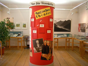 Hermann Hesse-Museum Calw Raum 9