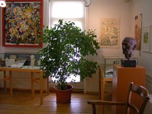 Hermann Hesse-Museum Calw Raum 9 neu