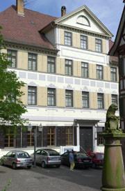 Hermann Hesse-Museum Calw Aussenansicht