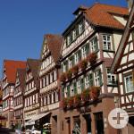 Calw_Fachwerk_Marktplatz