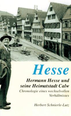 Titelblatt Kleine Reihe Band 26: Hesse und seine Heimatstadt Calw