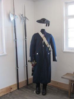 Hochwächter-Uniform Langer / Quelle: Hermann-Hesse-Museum