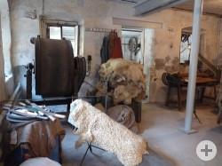Gerbereimuseum Innen