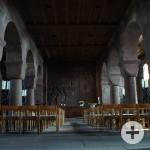 Kloster Hirsau_Aureliuskirche innen / Quelle: Stadt Calw