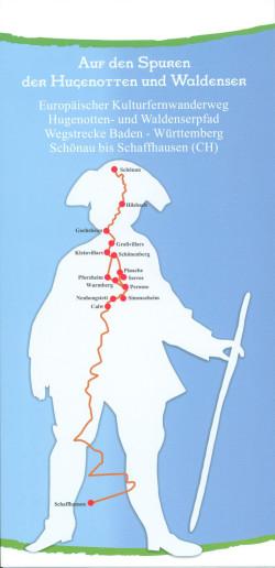 Hugenotten-und Waldenserpfad-Kartenset