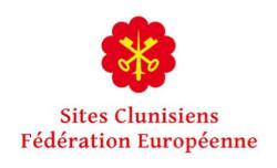 Sites Clunisiens Fédération Européenne_Logo