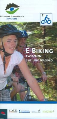 Faltblatt E-Biking