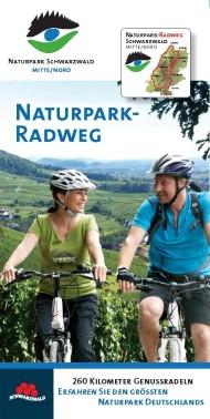 Faltblatt Naturpark-Radweg