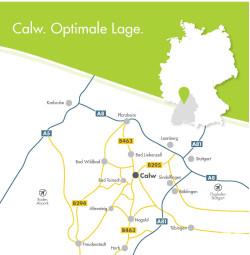 Calw-Lage optimal