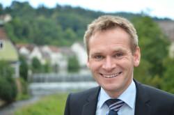 Oberbürgermeister Ralf Eggert